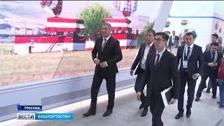 Радий Хабиров встретился с руководителем Федерального дорожного агентства Андреем Костюком