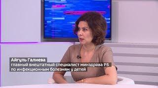 Врач-инфекционист рассказала о госпитализации школьника из Башкирии с подозрением на коронавирус