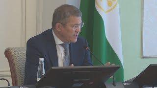 UTV. Радий Хабиров обещал не задумываясь увольнять глав районов Башкирии