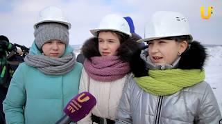 """Новости UTV. Экскурсия на предприятие """"Эко-сити"""""""