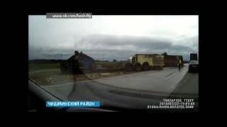 На федеральной трассе М-5 участились дорожно-транспортные происшествия