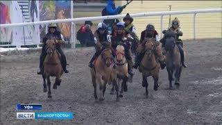 В Уфе состоялся первый этап конно-спортивного турнира «Терра Башкирия»