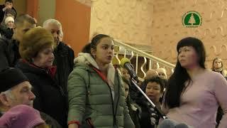 Народный гнев. Жители Иглино высказались о своих проблемах главе района