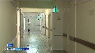 В Уфе в больницу №21 попал больной с подозрением на коронавирус