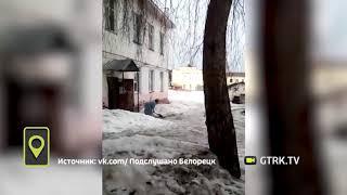 Не дождалась: в Башкирии 80-летняя бабушка вышла на очистку снега самостоятельно