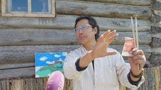 UTV  Художники из Китая нарисовали башкирскую глубинку