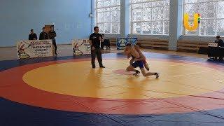 Республиканский турнир по греко-римской борьбе прошел в Нефтекамске