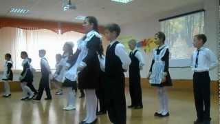 Выпускной 4 классы. Татарский танец