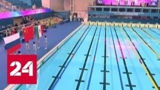 На чемпионате мира по водным видам спорта в Южной Корее россиянам равных нет - Россия 24