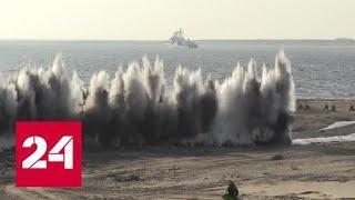 Учения Северного флота России вступили в активную фазу - Россия 24