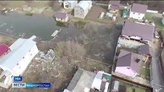 На критической отметке: на реках Башкирии растет уровень воды