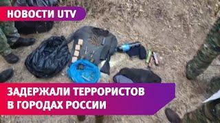 В городах России задержали участников межрегиональной ячейки террористов