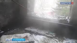 В Башкирии устанавливают причины пожара в детском саду – видео