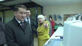 Посещение Учалинского района заместителем Премьер-министра Правительства РБ Илшатом Тажитдиновым
