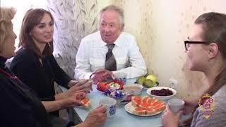Совет ветеранов УМВД России по г. Стерлитамаку наградил ветерана почетной грамотой