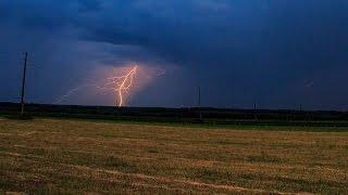 Молния убила пастуха в селе Старобабичево Кармаскалинского района