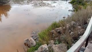 Экологическая катастрофа на Учалинском ГОКе в городе Сибай. Август 2018