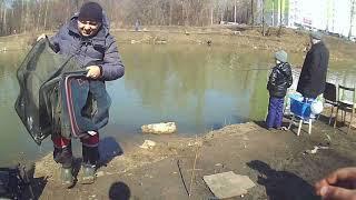 2 этап ,фидерная рыбалка. Фидер весной, весенний фидер.