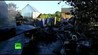 В Башкирии пожар в частном доме унёс жизни девяти человек