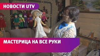 Познакомьтесь с мастерицей, которая превращает старые куклы в музейные экспонаты