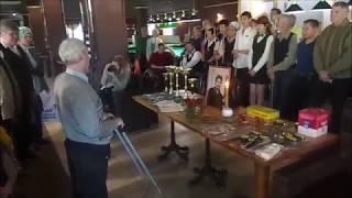 Турнир по бильярду памяти Вячеслава Козлова г.Уфа 14 ноября 2018г.