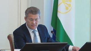 UTV. Радий Хабиров обещает позорить чиновников перед жителями Башкирии