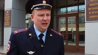"""В Уфе полицейские выявили подпольный цех с """"незамерзайкой"""""""