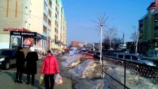 РБ гор  Мелеуз ул Бурангулова 21 А видео снаружи