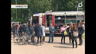1,5 тысячи школьников побывали на Ярмарке профессий в Бирске