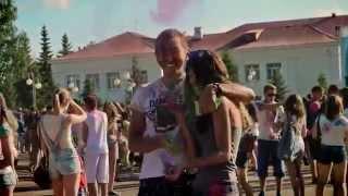День молодежи и фестиваль красок Холи  г.Ишимбай
