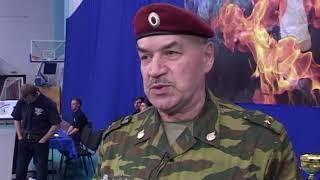 Команда МВД по РБ стала лучшей в соревнованиях по рукопашному бою между силовыми ведомствами