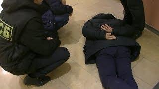 Задержание экс-полицейского в Уфе