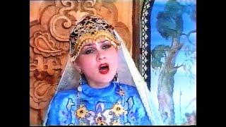 ЗУХРА МИНАЗОВА - ТАТАРСКИЕ ПЕСНИ, 2 часть, ТВ / ZUKHRA MINAZOVA Tatar songs, part 2,TV