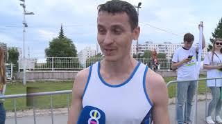 В Уфе в массовом забеге 90-летний уфимец пробежал более 4 километров
