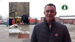 В Уфе был первый случай воровства отсортированного мусора
