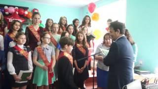 Выпускной вечер ДШИ с Кармаскалы 2017