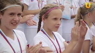 Новости UTV. Финал Первенства России по футболу среди команд девушек в Салавате