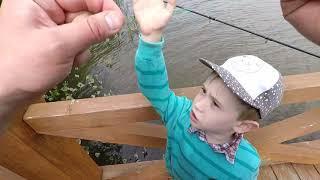 Прекрасная КАРАИДЕЛЬ...,семейный отдых с рыбацким акцентом????