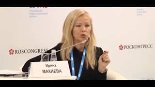 Комментарий И.В.Макиевой о проводимой в Республике Башкортостан работе по развитию моногородов