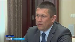 Радий Хабиров встретился с главами муниципалитетов