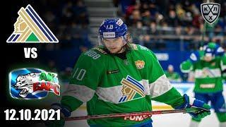 САЛАВАТ ЮЛАЕВ - АК БАРС/12.10.2021/ОБЗОР МАТЧА/ЧЕМПИОНАТ КХЛ/KHL В NHL 20/ЗЕЛЕНОЕ ДЕРБИ