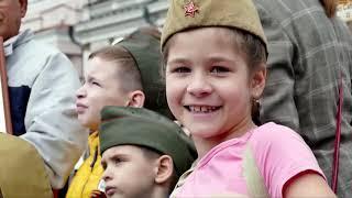 Песня День Победы впервые на татарском языке - Татарстан присоединился к флешмобу Наш День Победы