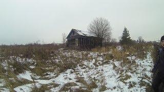 Заброшеннная деревня в Башкирии