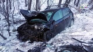 Два иногородних пострадали в ДТП в Белорецком районе