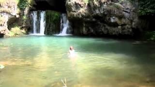 27-29 июня. Поход на водопад Атыш